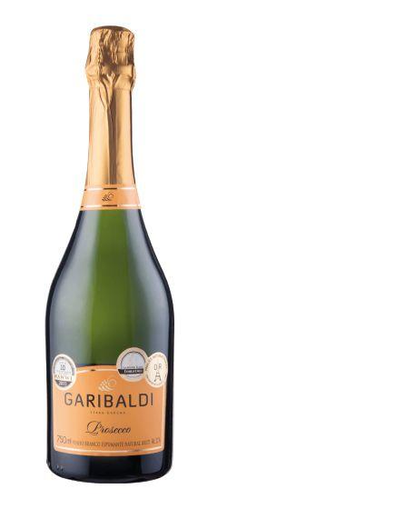 Espumante Garibaldi Prosecco Brut 750ml
