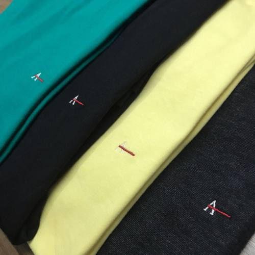 Kit Com 10 Camisetas Básica Manga Curta Aramis