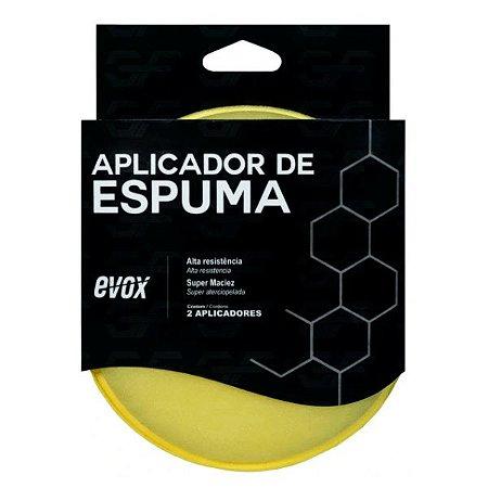 APLICADOR DE ESPUMA EVOX 2 UNID EVOX