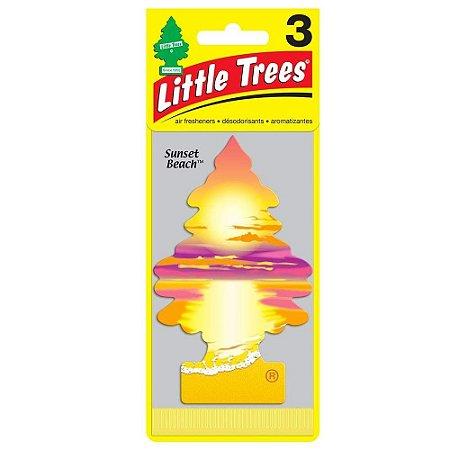 Little Trees Sunset Breach
