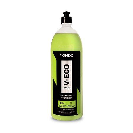 Lava a Seco Concentrado V-Eco Vonixx 1500ml Rende 250 Lavagens