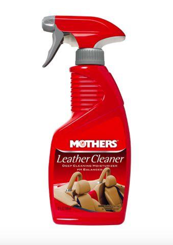 Limpador de Couro Leather Cleaner Mothers 355ml