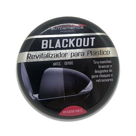 Blackout - Revitalizador de Plásticos - Autoamerica 100g