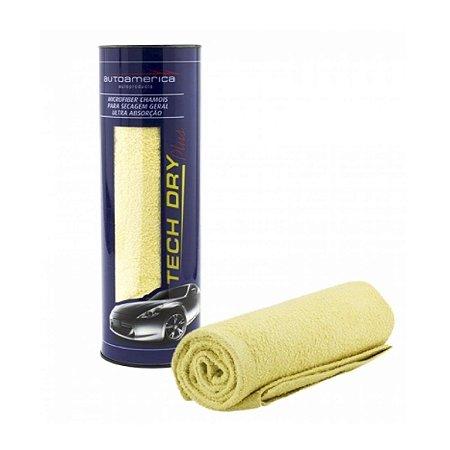 Flanela De Secagem Tech Dry Plus 70cmX40cm Autoamerica