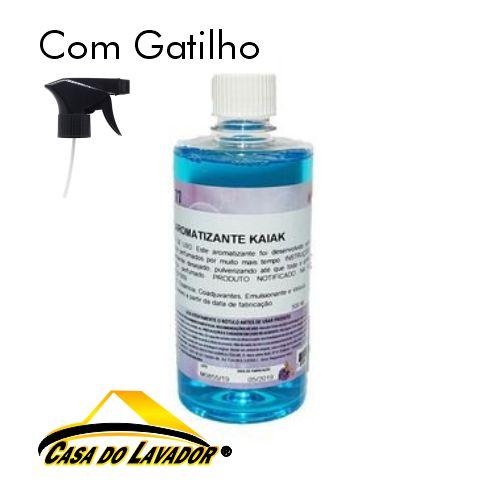 Perfume Aromatizante Automotivo Kanoa 1000ml Speed Car