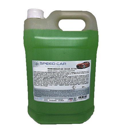 Removedor de Chuva Ácida de Vidros Speed Car 5 Litros