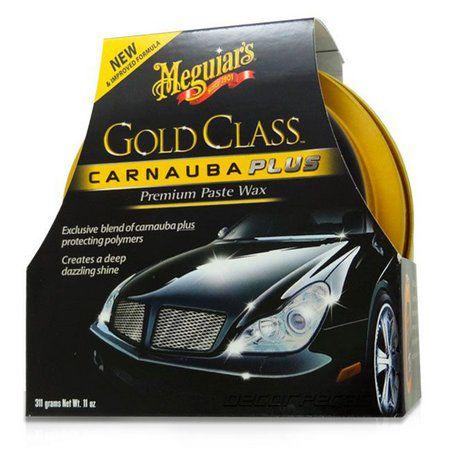 Cera de Carnaúba Plus Gold Class 311g - Meguiars G7014