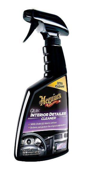 Limpeza de Interiores Quik Interior Detailer  473ml - Meguiars G13616