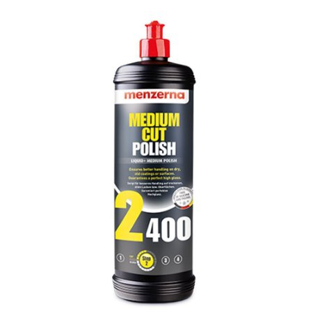 Medium Cut Polish 2400 Líquid Menzerna 1000ml