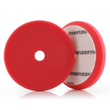 Boina de Espuma Menzerna Agressiva 6'' - Heavy Cut Foam Red Pad