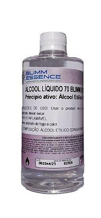 Álcool Líquido 70° Blimm 500ml