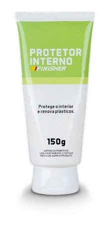 Protetor para Plástico interno 150g - Finisher
