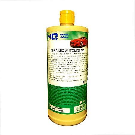 Cera para Lavagem Ecológica e Proteção Mix 1L