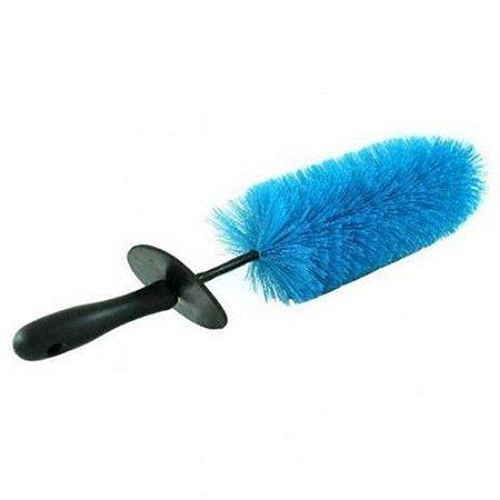 Escova para Furo de Rodas Longa Detailer Azul
