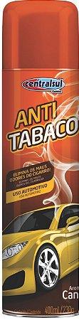 Eliminador de Odores Anti Tabaco Aerossol 400ml Centralsul Aroma Canela