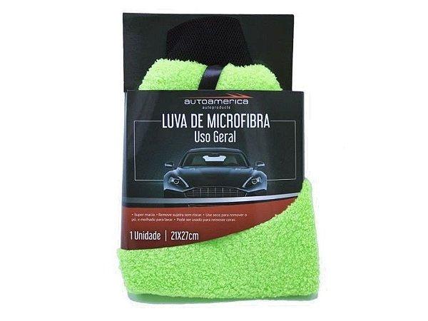 Luva de Microfibra Lisa Autoamerica