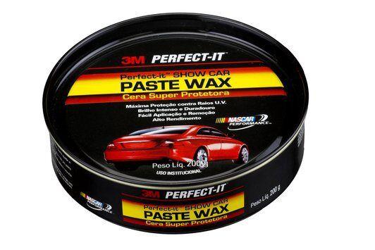 Cera Super Protetora Paste Wax PERFECT-IT 3M 200g