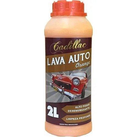 Lava Auto Orange 1:100 Cadillac - 2LT