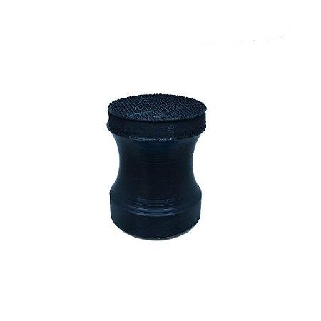 Taquinho Suporte para Lixamento C/ Velcro 30mm