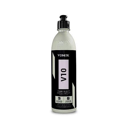 Polidor de Corte HEAVY-Cut  Compound V10 500ml Vonixx