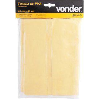 Toalha de PVA 43 cm x 66 cm VONDER