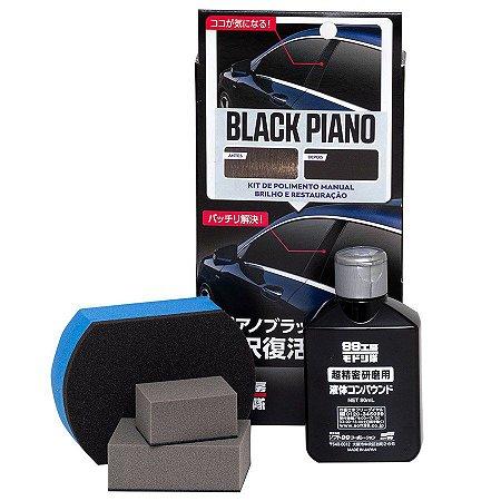 Black Piano - Kit Restaurador