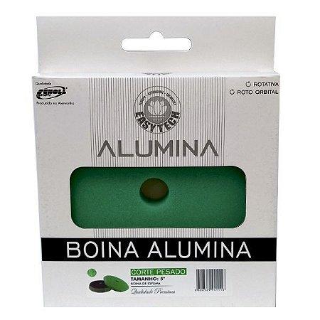 """Boina de Espuma Corte Pesado Alumina 5"""" EasyTech"""