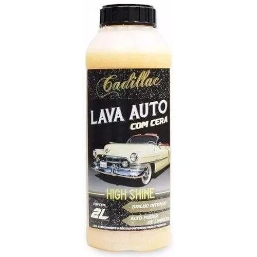 Lava Auto Shampoo Com Cera High Shine Cadillac  2L
