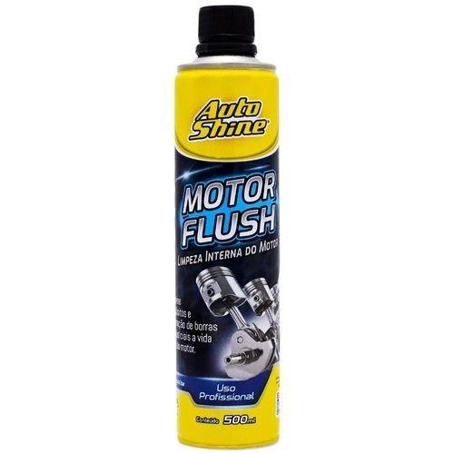 Motor Flush Limpeza Interna do Motor 500ml Autoshine