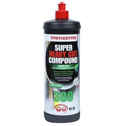 Polidor Super Heavy Cut Compound 300 Green Line 1Kg Menzerna