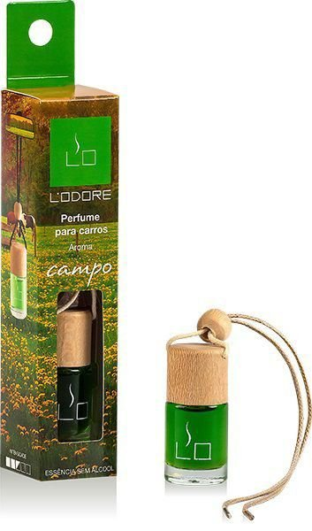 Aromatizante para carro - Lodore Campo