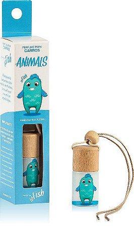 Aromatizante para carro - Lodore Fish