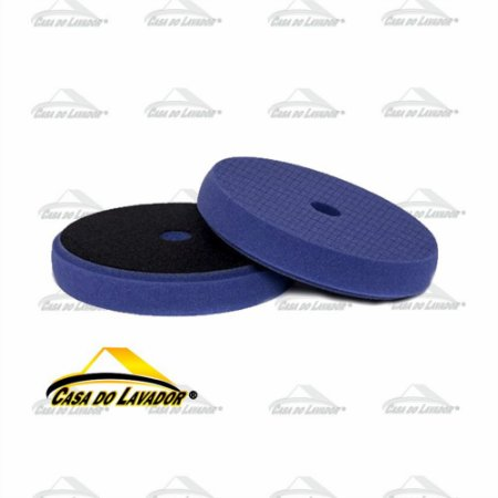 "Boina de Espuma Corte Pesado 6"" Spider Azul Scholl Concepts - Easytech"