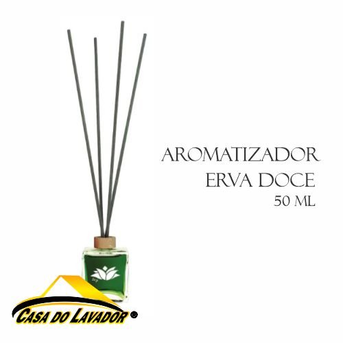 AROMATIZADOR Lodore  SCP ERVA DOCE HOME 50 ML