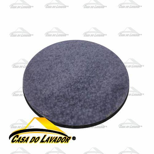 """Boina de Carpete para Polimento de Vidro 5"""" Auto Crazy"""