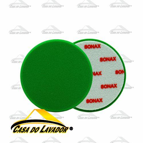 Boina de Espuma Verde 160mm Sonax