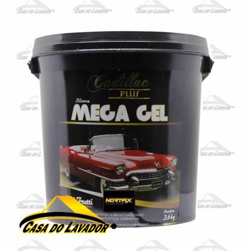 Silicone Mega Gel 3,6KG - Tutti-Frutti Cadillac