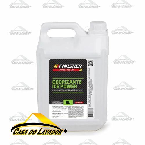 Odorizante Ice Power 5L - Finisher