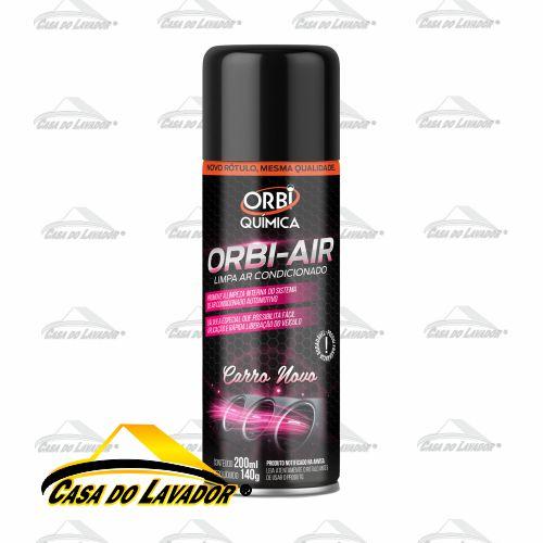 Orbi-AIR - Carro Novo - 200ML / 140G