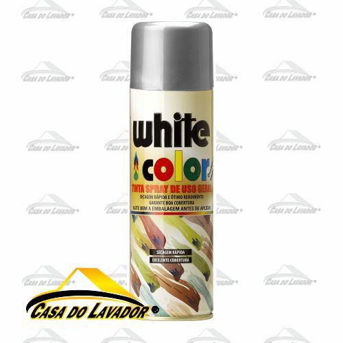 OrbiSpray Tinta Spray Alumínio  340ML/190G