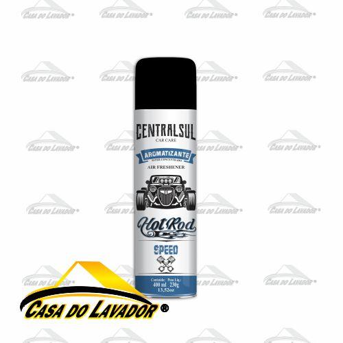 Aromatizante Automotivo Hot Road Premium 400ml - Centralsul - Speed
