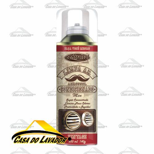 Limpa Ar Condicionado Vintage 200ml/140g Centralsul