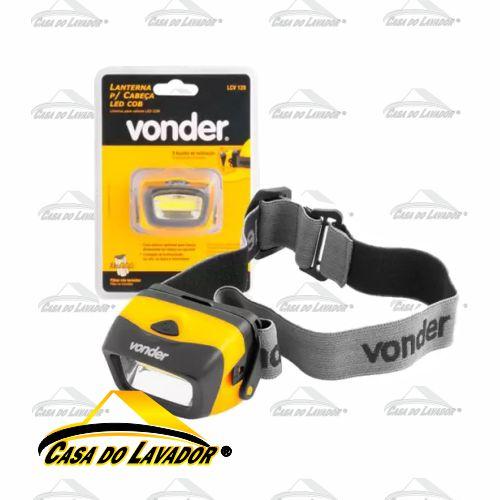 Lanterna P/ Cabeça LED COB LCV 120 Vonder