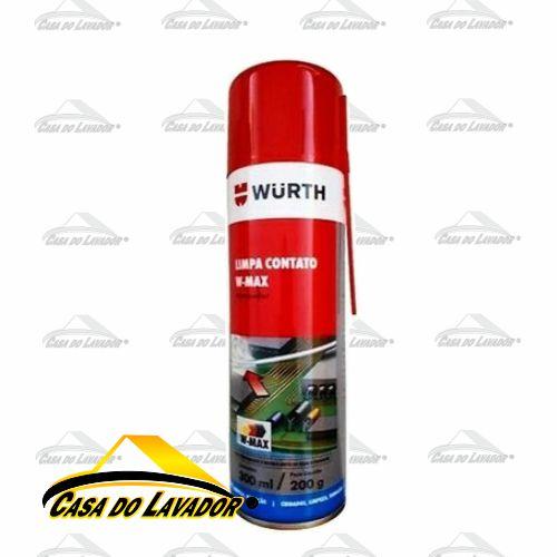 LIMPA CONTATO SPRAY W-MAX 300ML/200G Wurth
