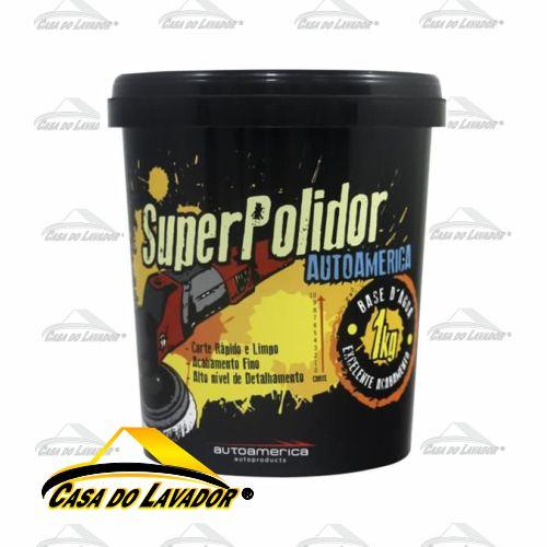 Super Polidor 5 KG Autoamerica