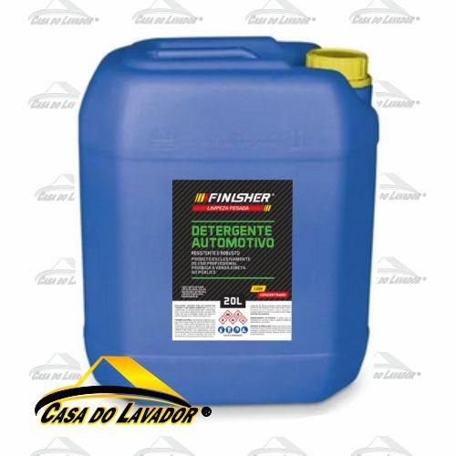 Finisher® LP - Detergente Automotivo - 20 LITROS