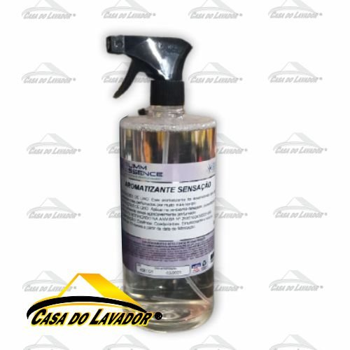 Perfume Aromatizante Automotivo Sensação 1000ml Speed Car