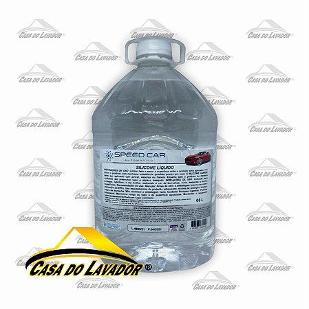 Silicone Líquido Speed Car 5L