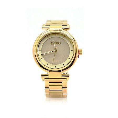 Relógio Feminino Dourado Euro EUY121E6AE/4D