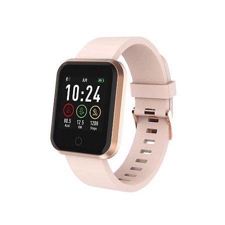 Smartwatch iOS e Android Com GPS A Prova D'água Original +NF